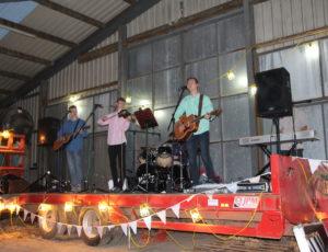 Snowdonia barn dance
