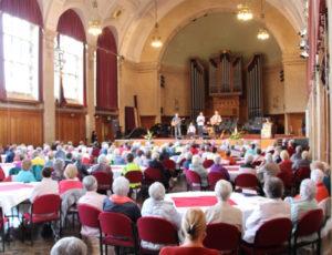 Merched y Mawr, Bangor University PJ Hall